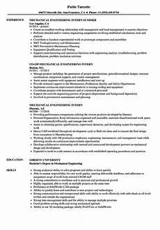 mechanical engineer resume sle more mechanical engineering intern resume sles of 38 fresh