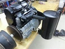 golf cart robin engine wiring ezgo 295cc eh29c pre mci engine w clutch coil ex manifold muffler carb ebay