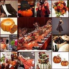 fall wedding themes with pumpkinscherry marry cherry marry