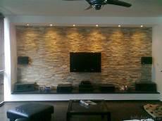 zamarano natursteinwand im wohnzimmer