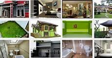 Desain Rumah Sederhana Pedesaan Kung Type 45 Minimalis