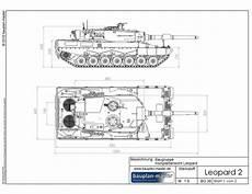 modellbauplan panzer leopard 2a4 m1 8 bauplan master