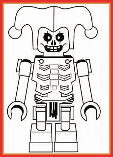 malvorlagen ninjago skelett ausmalbilder zum ausdrucken