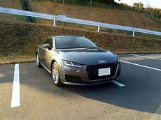 Audi Tt 8s - 新型audi tt 8s を2日間試して進化と真価を再確認 そして touch of space