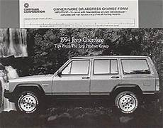 old car repair manuals 1996 jeep cherokee windshield wipe control 1994 jeep cherokee original owner s manual
