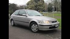 1996 Honda Civic Nz New Manual Vtec Hatchback Cash4cars