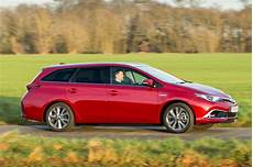 Toyota Auris Hybrid Touring Sports 2017 Review By Car