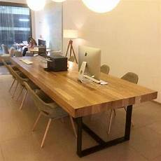 2017 american country wood dining table and chairs vintage