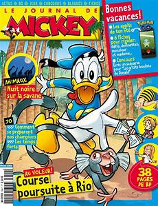Le Journal De Mickey Journal De Mickey 3347