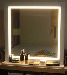 Schminkspiegel Mit Licht - led lighting mirror for make up or starlet lighted vanity