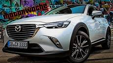 Motorwoche Mazda Cx 3 Test German