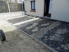 dalle terrasse beton kinderzimmers comment couler une dalle de beton