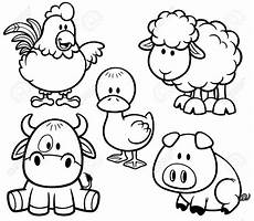 simple farm animals coloring pages 17459 stock photo farm animal coloring pages animal coloring pages coloring books