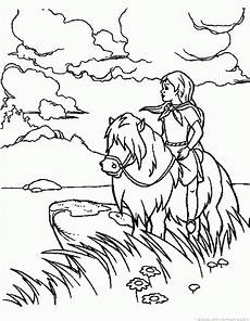 coloring pages landscape coloring home