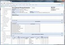 occupational therapy practice management software clinicsource
