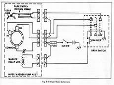 1966 Chevy Wiper Motor Wiring Diagram Wiring Forums