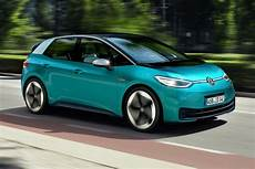 Volkswagen Id 3 Revealed The Electric Mover Is