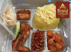Pesanan Nasi Kotak Kuning Ibu Nunik Di Kalimalang Bekasi