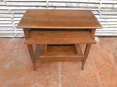 porta pc legno porta pc computer scrivania scrittoio in legno massello