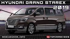 2019 hyundai grand starex review rendered price specs