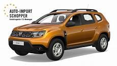 Dacia Duster Auto Import Schopper