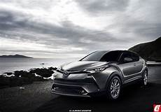 future cars toyota s new c hr hybrid crossover carscoops