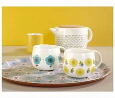mr and mrs clynk mug fleurs bleues mr mrs clynk tasse deco