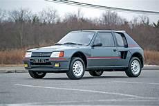 peugeot 205 turbo 1984 peugeot 205 turbo 16 sports car market keith