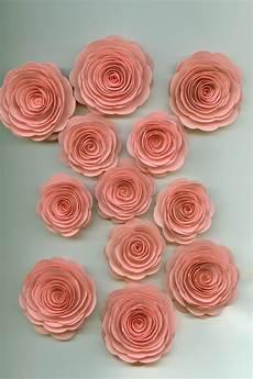 Paper Flowers Blumen Aus Papier Diy Papierblumen