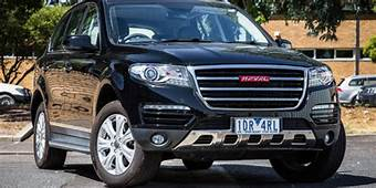 Haval H8 Review Specification Price  CarAdvice