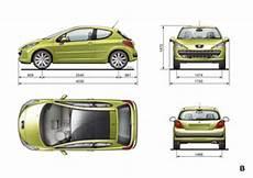 Peugeot 207 Car Design