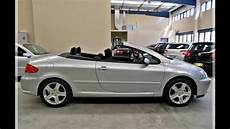 2005 peugeot 307cc convertible for 15990