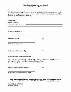 lost receipt template payment receipt doc forms and templates fillable