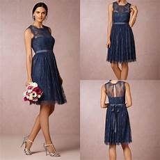 Dunkelblaues Kleid Kombinieren - princess of honor lace navy royal blue