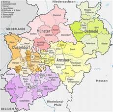 köln frankfurt entfernung liste der kreise und kreisfreien st 228 dte in nordrhein