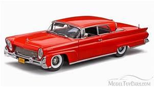 1958 Lincoln Continental MK III Red  Sun Star 4711 1