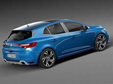 Renault Megane Model
