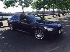 Bmw E60 535d - bmw 535d m sport auto diesel black e60 not 530d 525d in