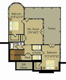 inspirational 2 bedroom house plans with walkout basement