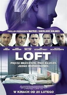 the loft cda thriller the loft 2015 wentworth miller nowe zwiastuny