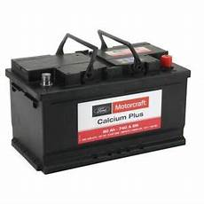 Original Ford Motorcraft Autobatterie Batterie
