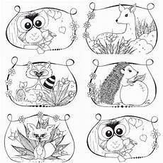 Malvorlagen Tiere Und Natur Woodland Animal Coloring Page Coloring Home