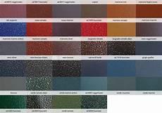 colori persiane verniciatura e colori persiane metalfer