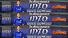 idz3o new fifa 15 channel banner logo for idzo
