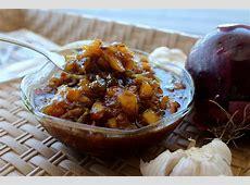 dried mango chutney image