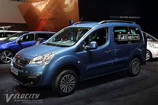 2018 Peugeot Partner Tepee Electric Pictures
