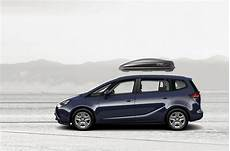 Dachbox Opel Zafira Dachboxenvergleich