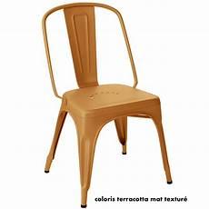 copie chaise tolix tolix chaise ac outdoor textur 233 mobilier tolix meuble