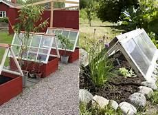 Gartendeko Selber Bauen - fensterdeko pfiffige diy ideen aus alten fensterrahmen