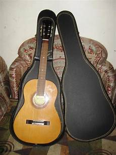 Vintage Winston 6 String Acoustic Guitar With Circa